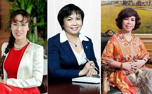 """Chân dung ba sếp nữ Việt lọt Top """"đỉnh"""" châu Á"""