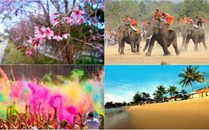 Điểm du lịch nào hút hồn giới trẻ vào tháng 3?