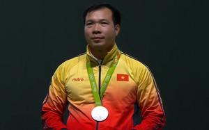 Hoàng Xuân Vinh lỡ tấm HCV Olympic Rio 2016 đáng tiếc