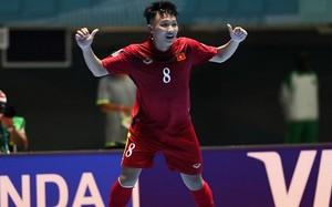 Siêu phẩm của Futsal Việt Nam đứng thứ 2 bàn thắng đẹp nhất