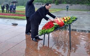 """Chủ tịch nước Trần Đại Quang thăm các """"địa chỉ đỏ"""" ở Saint Peterburg"""