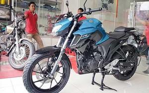 Xe môtô Yamaha FZ25 và Fazer 25 dính lỗi tại Ấn Độ
