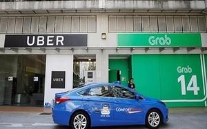Sẽ điều trần thương vụ Grab mua Uber