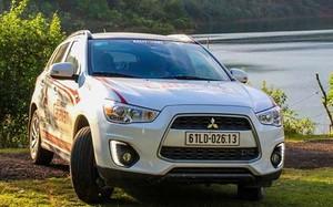 Hơn 900 xe Mitsubishi Outlander Sport dính lỗi tại Việt Nam