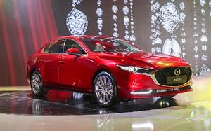 300 xe Mazda3 2020 tại Việt Nam lỗi phần mềm phanh khẩn cấp