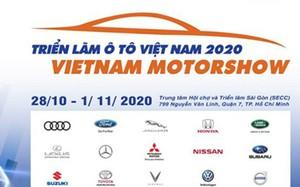 Triển lãm ôtô duy nhất tại Việt Nam chính thức bị huỷ