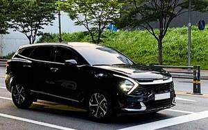 Kia Sportage 2022 hoàn toàn mới đã lăn bánh, sắp về Việt Nam?