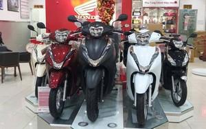 Mỗi ngày, có khoảng 6.000 người Việt tậu xe máy Honda