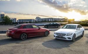 Mercedes-Benz C200 lắp ráp tại Việt Nam dính lỗi triệu hồi
