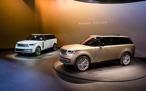 Range Rover 2022 ra mắt toàn cầu, cao nhất 16,199 tỷ tại Việt Nam