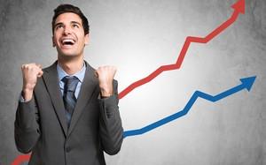 Dòng tiền đổ mạnh vào thị trường, VN-Index hứng khởi tăng hơn 18 điểm