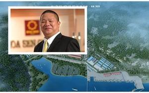 Ông Lê Phước Vũ đổ bao nhiêu tiền vào dự án trên giấy thép Cà Ná?