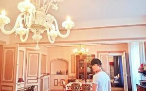 Nội thất tráng lệ trong khách sạn nghìn tỷ của Nathan Lee ở Pháp