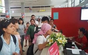 VietJet Air delay chậm hơn 6 tiếng, hàng trăm hành khách bức xúc