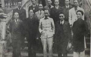 Những Bộ trưởng đầu tiên của Việt Nam Dân chủ Cộng hòa