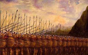 Chuyện sốc về đội quân đồng tính nam thời Hy Lạp cổ