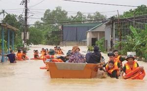 Yêu cầu các tỉnh miền Trung – Tây Nguyên sơ tán dân tại ở nguy hiểm