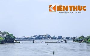Cho phép tàu dưới 400 tấn được qua cầu Ghềnh