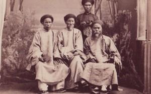 Ảnh chân dung chức sắc, thiếu nữ Việt chụp từ hơn 150 năm trước