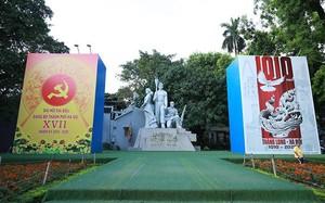 Hà Nội rực rỡ cờ hoa kỷ niệm 1010 năm Thăng Long - Hà Nội