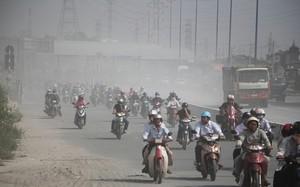 Sương mù bao phủ khắp Hà Nội, chất lượng không khí ở ngưỡng rất xấu