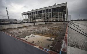 Cảnh các công trình phục vụ Olympic Rio 2016 tan hoang