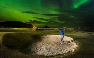 Thích thú với những sân golf độc đáo nhất hành tinh