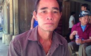 Công an xã hy sinh khi giúp dân chạy lũ: Vợ con khóc ngất trong đám tang