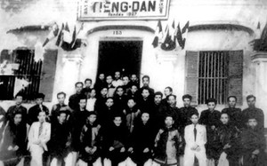 """Báo """"Tiếng dân"""" ra đời năm 1927 qua ký ức người đương thời"""