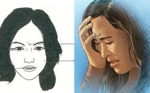6 nét tướng của người phụ nữ tình duyên lận đận, hôn nhân khó yên ổn