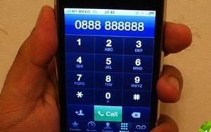 """Số điện thoại """"tử thần"""" 0888 888 888: Ai sở hữu đều có kết cục xấu?"""