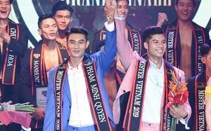 2 thí sinh đoạt Quán quân Mister Việt Nam có vi phạm quy chế?