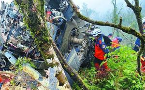 Trực thăng UH-60M rơi khiến tướng Đài Loan thiệt mạng: Trung Quốc nói gì?