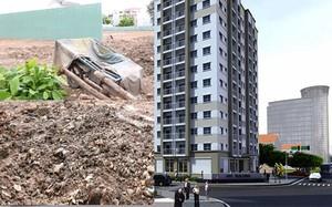 Cận cảnh dự án Exim Pearl Tower chưa có GPXD đã động thổ