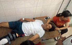 Vụ thiếu úy biên phòng bắn đồng đội: Chuyển nạn nhân về TP HCM điều trị