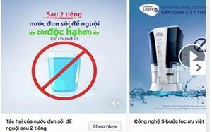 Máy lọc nước Unilever Pureit Vietnam quảng cáo lố: Unilever Việt Nam nói gì?