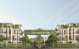 Góc khuất dự án The Eden Rose sau siêu quảng cáo: Bị mương thối bủa vây