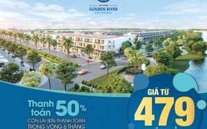 Mua dự án Golden River Residence xây trái phép, khách gặp rủi ro gì?