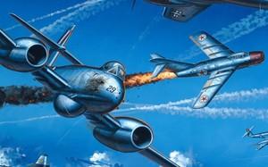 Liên Xô đòi chiến tranh tổng lực với Mỹ chỉ vì mất bốn tiêm kích