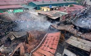 Tiểu thương tiết lộ lý do không ngờ khiến cháy chợ Gạo thành tro