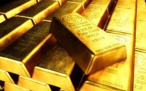 Giá vàng hôm nay 3/1: Nỗi lo kinh tế suy giảm khiến giá vàng treo cao