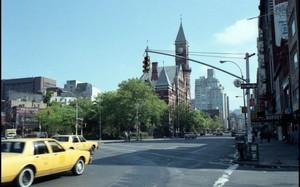 Bộ ảnh khó quên thành phố New York hoa lệ năm 1990