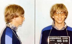 Bí mật về việc tỷ phú nổi tiếng Bill Gates từng bị bắt khi trẻ