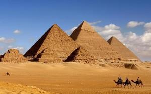 Chấn động: Phát hiện năng lượng bí ẩn trong Đại kim tự tháp Giza