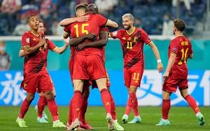 EURO 2020: Lukaku ghi bàn giúp Bỉ đánh bại Nga
