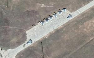 Toàn bộ dàn tiêm kích Su-57 của Nga gói gọn trong... một bức hình