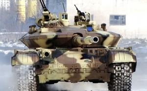 Xe tăng T-64E Ukraine thành kẻ hủy diệt nhờ pháo tự động 2 nòng cực mạnh