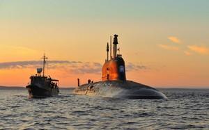 Nga biên chế thêm tàu ngầm Yasen, tàu sân bay Mỹ