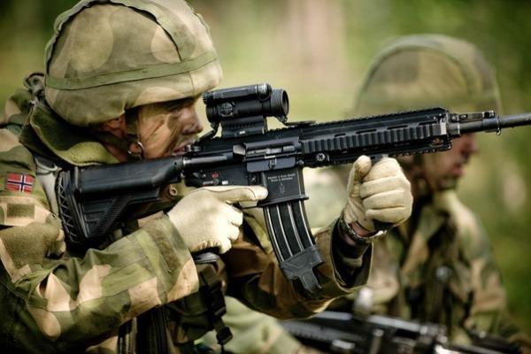 Quân đội Pháp chọn súng trường tấn công HK-416F làm vũ khí chính