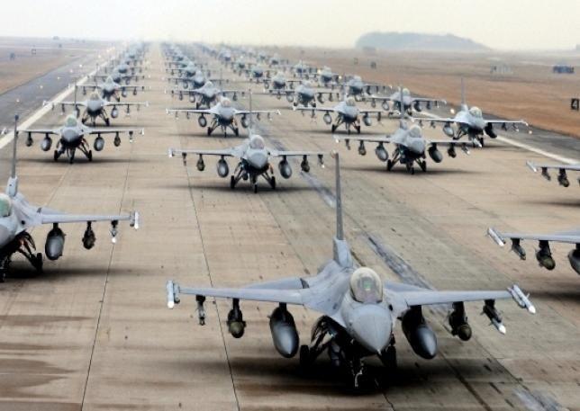 Mỹ vẫn tin tưởng loại máy bay chiến đấu ngoại